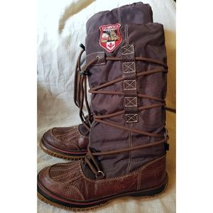 Pajar Canada grip tall boots size 7-7.5